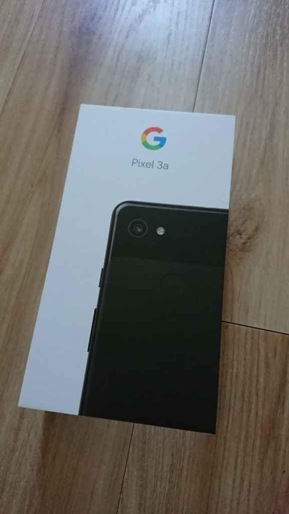 Google Pixel3a(Android9)に機種変更!DQMSLは起動するのか!